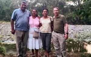 Pastor Carlos and Naomi